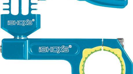 Rollei Bullbar 23, držák, modrá - 21550 + Rollei Bullbar 23, držák, modrá