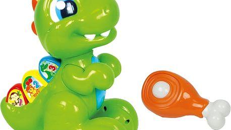 CLEMENTONI Baby T-Rex interaktivní dinosaurus