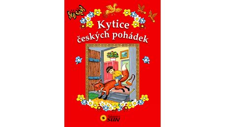 KNIHA Kytice českých pohádek