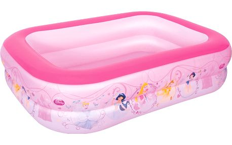 Bestway Nafukovací rodinný bazén Princess
