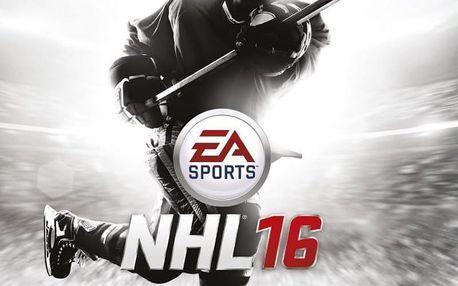 Hra EA NHL 16 PS3