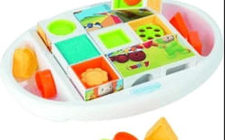 SMOBY Cotoons kostky puzzle