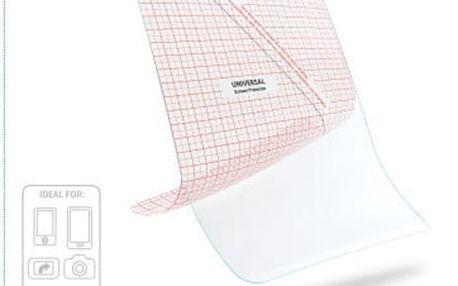 """CellularLine univerzální ochranná fólie displeje pro 7"""", lesklá, 2ks - SPPHUNI70"""