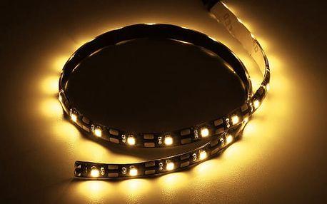 LED páska pro podsvícení interiéru - 50 cm - 5 barev