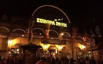Německo - Europa Park: 3denní zájezd pro 1 osobu včetně dopravy z Prahy a celodenního vstupu