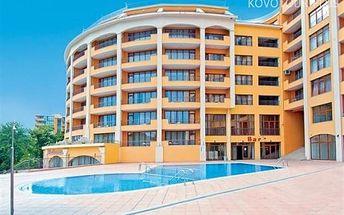 Hotel Central - Dotované pobyty 50+, Severní Bulharsko, Bulharsko, letecky, all inclusive