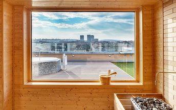 2–3denní sportovní pobyt s polopenzí v hotelu Avanti**** v Brně pro 2 osoby