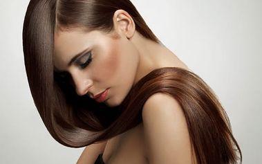 Kadeřnický balíček pro všechny délky vlasů či pánský střih. Bonus: regenerační maska na vlasy