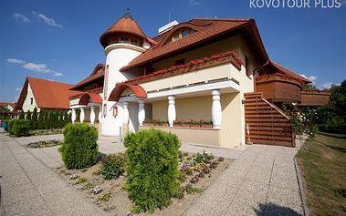 Kehida Termal Dům Hertelendy, Maďarsko, vlastní doprava, polopenze