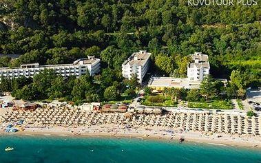 Hotel Korali ALL INCLUSIVE Club - Dotované pobyty, Barská riviéra, Černá Hora, all inclusive