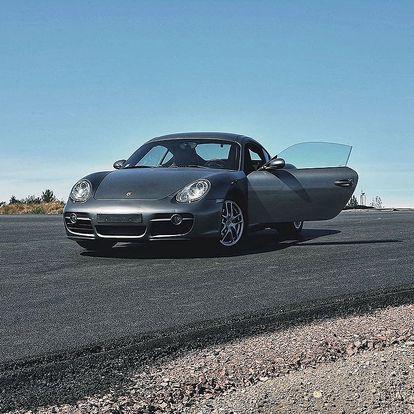 30km jízda pro jednoho v 10 městech v ČR: na výběr Porsche, Ferrari nebo Lamborghini