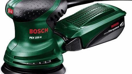 Excentrická bruska Bosch PEX 220A