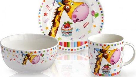 Dětský set nádobí 3 ks