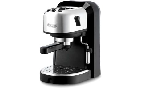Espresso DeLonghi EC EC 271.B černé/stříbrné