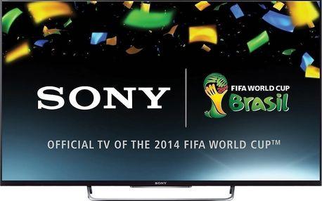 Střední 3D LED televize Sony KDL 42W805B
