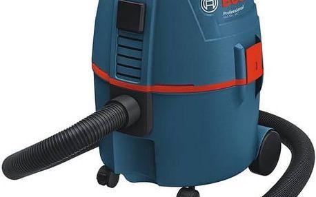 Vysavač víceúčelový Bosch GAS 20 L SFC, 060197B000 + Doprava zdarma