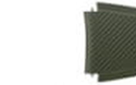 Výměnný pásek Samsung silikonový pro Gear S3 Frontier (ET-YSU76MGEGWW) khaki