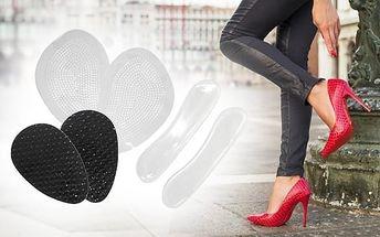 Silikonová sada k botám