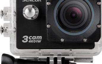 Digitální kamera Sencor 3CAM 4K01W