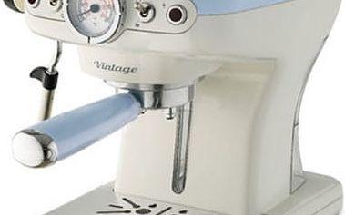 Espresso Ariete Vintage ART 1389/15 modré