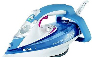 Tefal Aquaspeed FV5350 bílá/modrá
