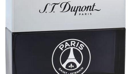 Dupont Paris Saint-Germain Eau Des Princes Intense 50 ml toaletní voda pro muže