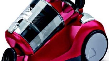 Vysavač podlahový Electrolux Series78 Z7860EL červený