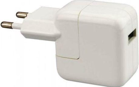 Nabíječka do sítě Apple A1402 - bulk (A1402) bílá