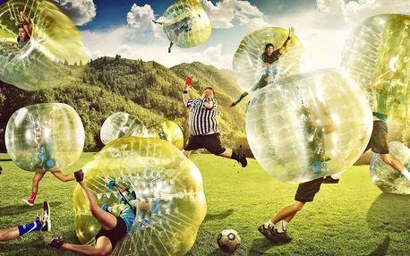 Bumper ball: Zábava pro partu přátel - Zlín