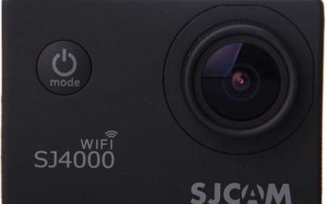 Outdoorová kamera SJCAM SJ4000 WIFI černá