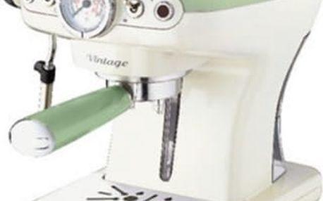 Espresso Ariete Vintage ART 1389/14 zelené