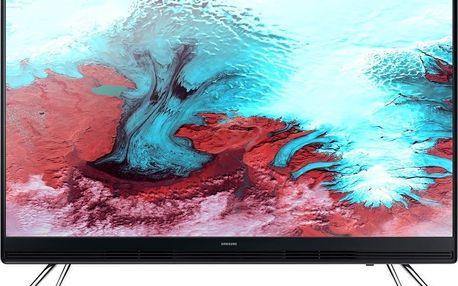 Velká LED televize Samsung UE49K5102