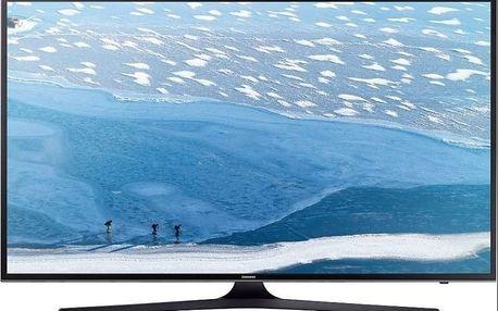 Velká LED televize Samsung UE55KU6072
