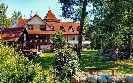 Skvělá dovolená ve Vysokých Tatrách s polopenzí