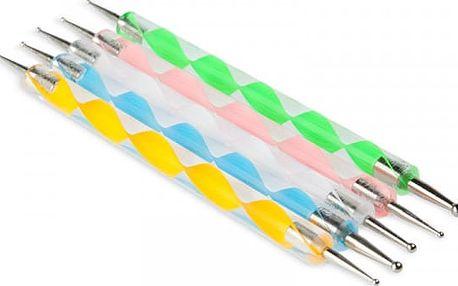 Pero na nehty pro vlastní tvorbu - 5 ks