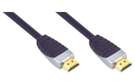 Kabel Bandridge Premium HDMI 1.4, 2m (BSVL1202)