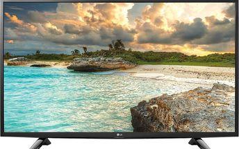 Velká LED televize LG 49LH510V