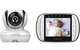 Dětská chůvička Motorola MBP 36 S