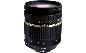 Objektiv Tamron SP AF 17-50mm F/2.8 XR Di-II VC LD Asp. (IF) pro Canon (B005 E) černý