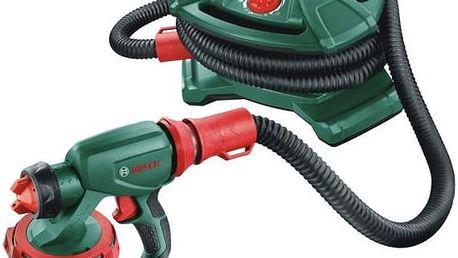 Pistole Bosch PFS 5000 E zelená + Doprava zdarma