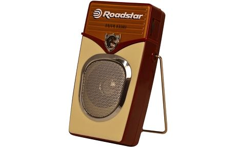 Přenosný radiopřijímač Roadstar TRA 255