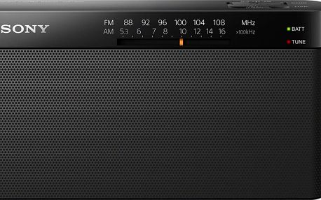 Radiopřijímač Sony ICF 306