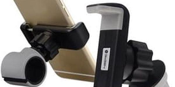 Držák na mobil GoGEN MCH640, univerzální, 2v1