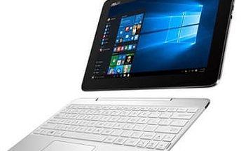 Dotykový tablet Asus T100HA-FU027T (T100HA-FU027T) bílý