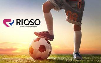 Individuální a skupinové tréninky fotbalu pro děti v Praze