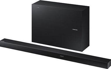 Soundbar Samsung HW-K550 černý