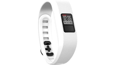 Monitorovací náramek Garmin Vivofit3 (velikost L) bílé