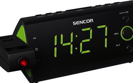 Radiobudík Sencor SRC 330 GN