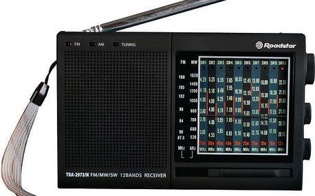 Radiopřijímač Roadstar TRA 2973N