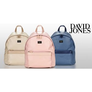 Elegantní dámské batohy David Jones